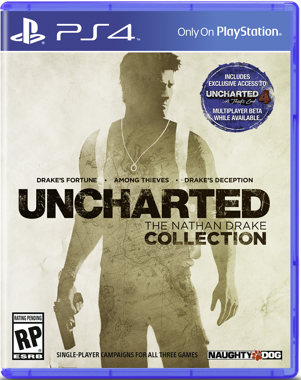 Uncharted HD PS42