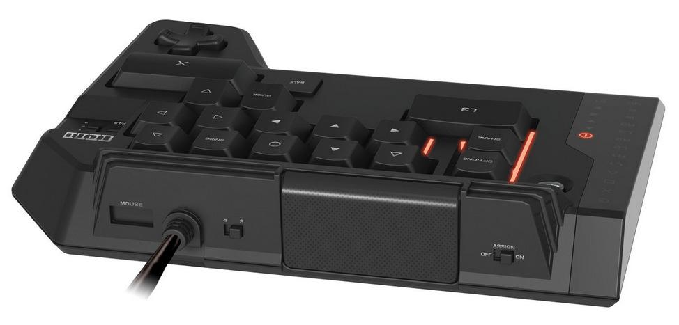 Keyboard PS4 PS3 Hori (2)