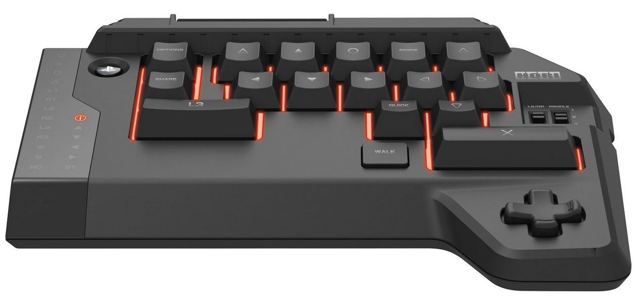 Keyboard PS4 PS3 Hori (3)