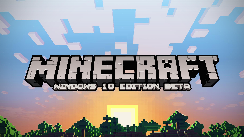 Minecraft-Windows-10-Edition-Beta-Key-Art