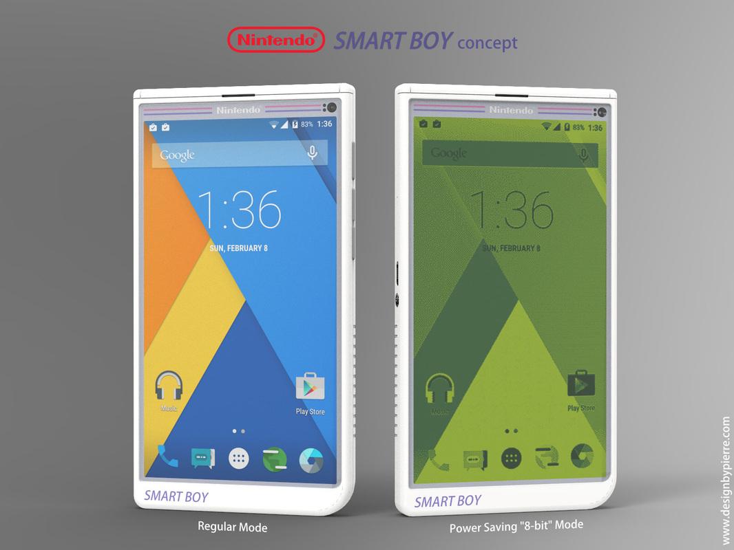 Nintendo Smartphone5