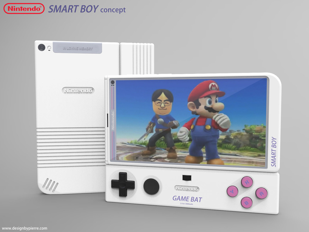 Nintendo Smartphone7