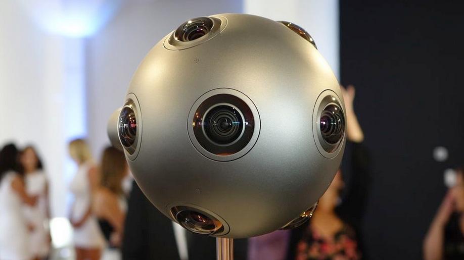 Nokia Ovo cámara VR (3)