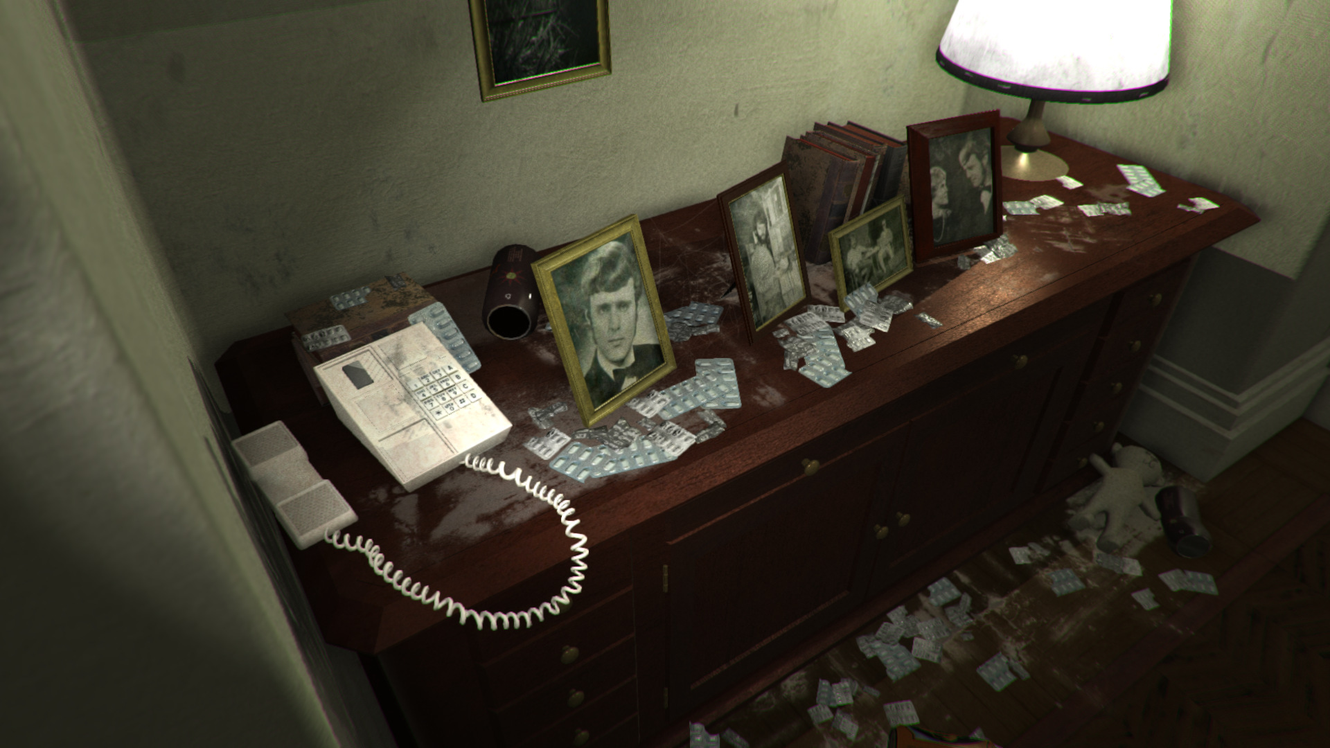 P.T. on PC PuniTy Silent hills remake (3)