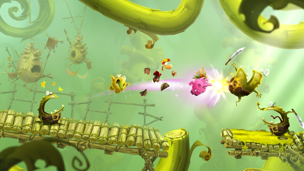 Rayman Adventures 5