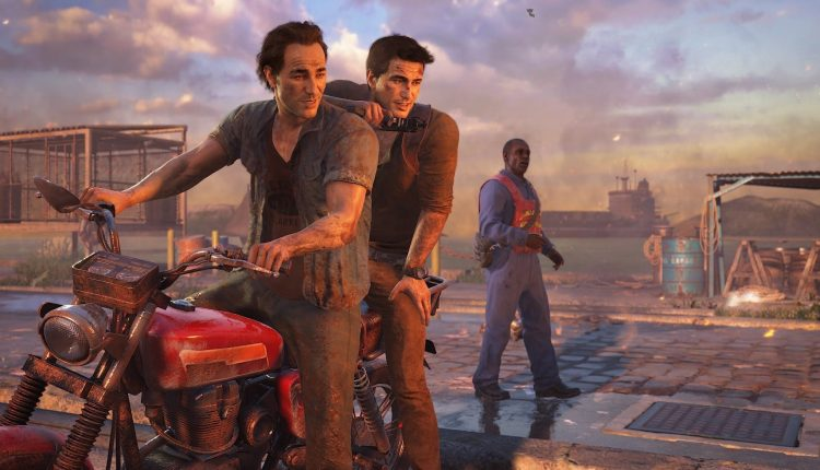 Uncharted 4 extended