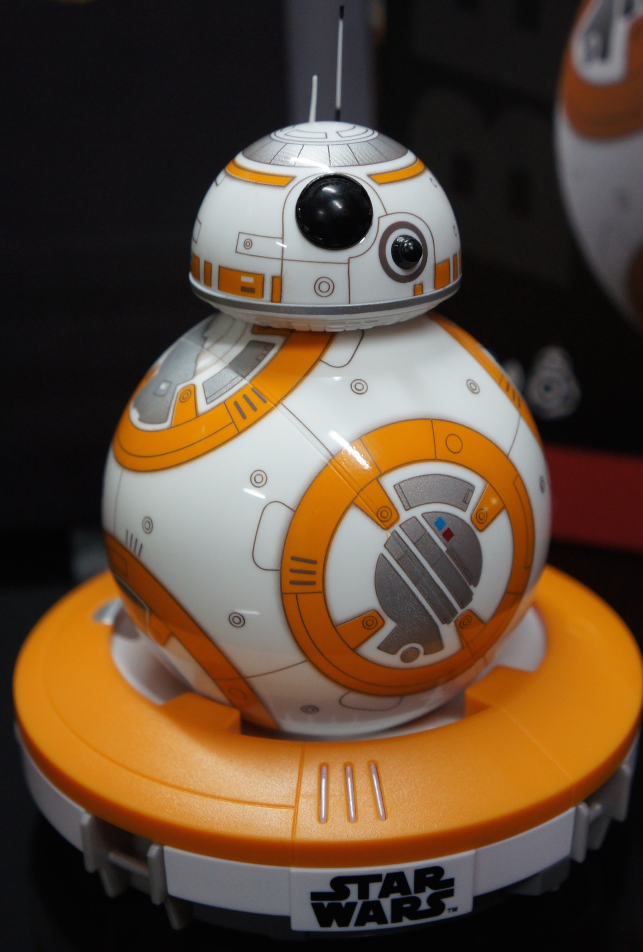 BB-8 unboxing Star Wars6