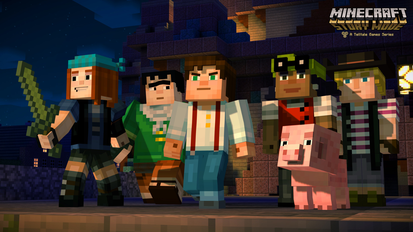 Minecraft Story Mode (6)