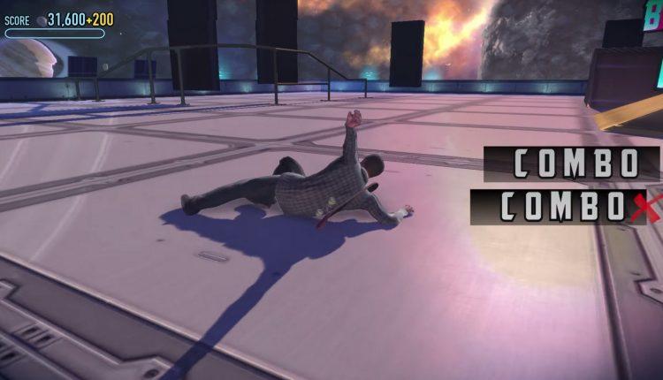 Tony hawk Pro Skater 52