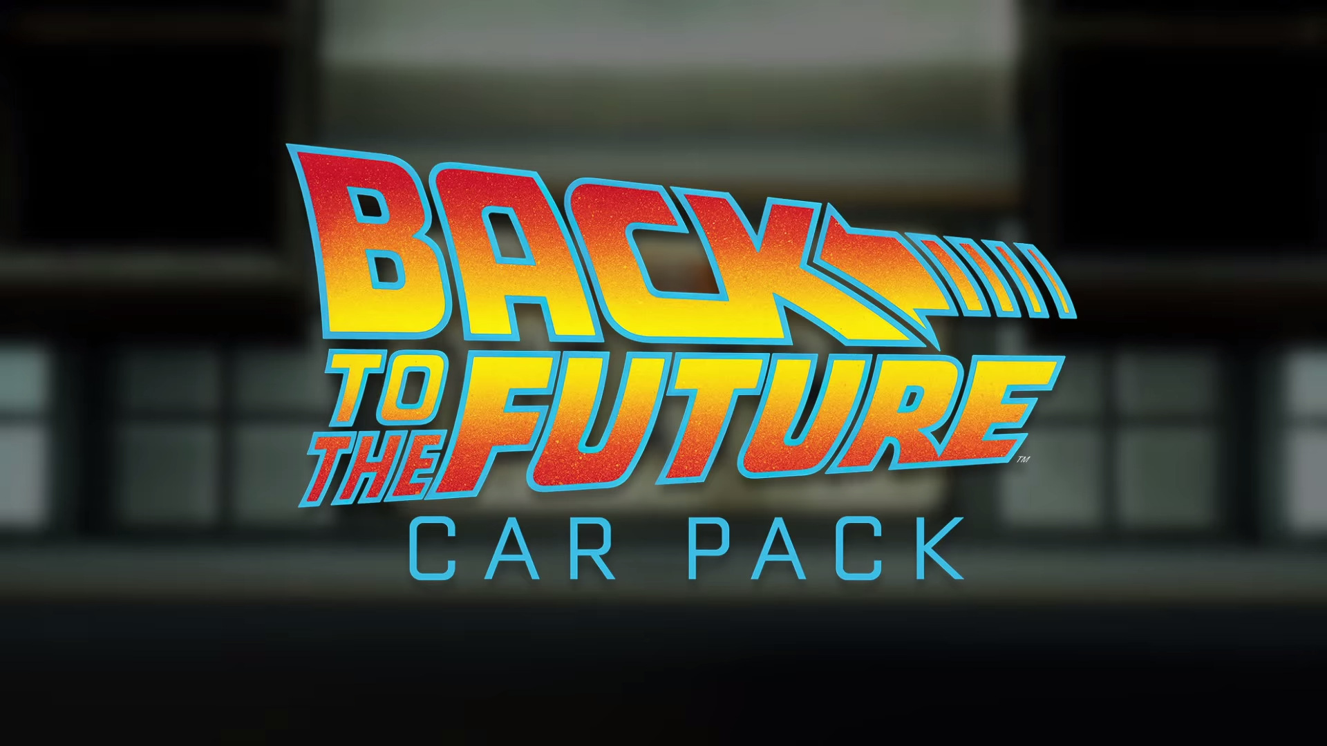 Back To The Future Rocket League (1)
