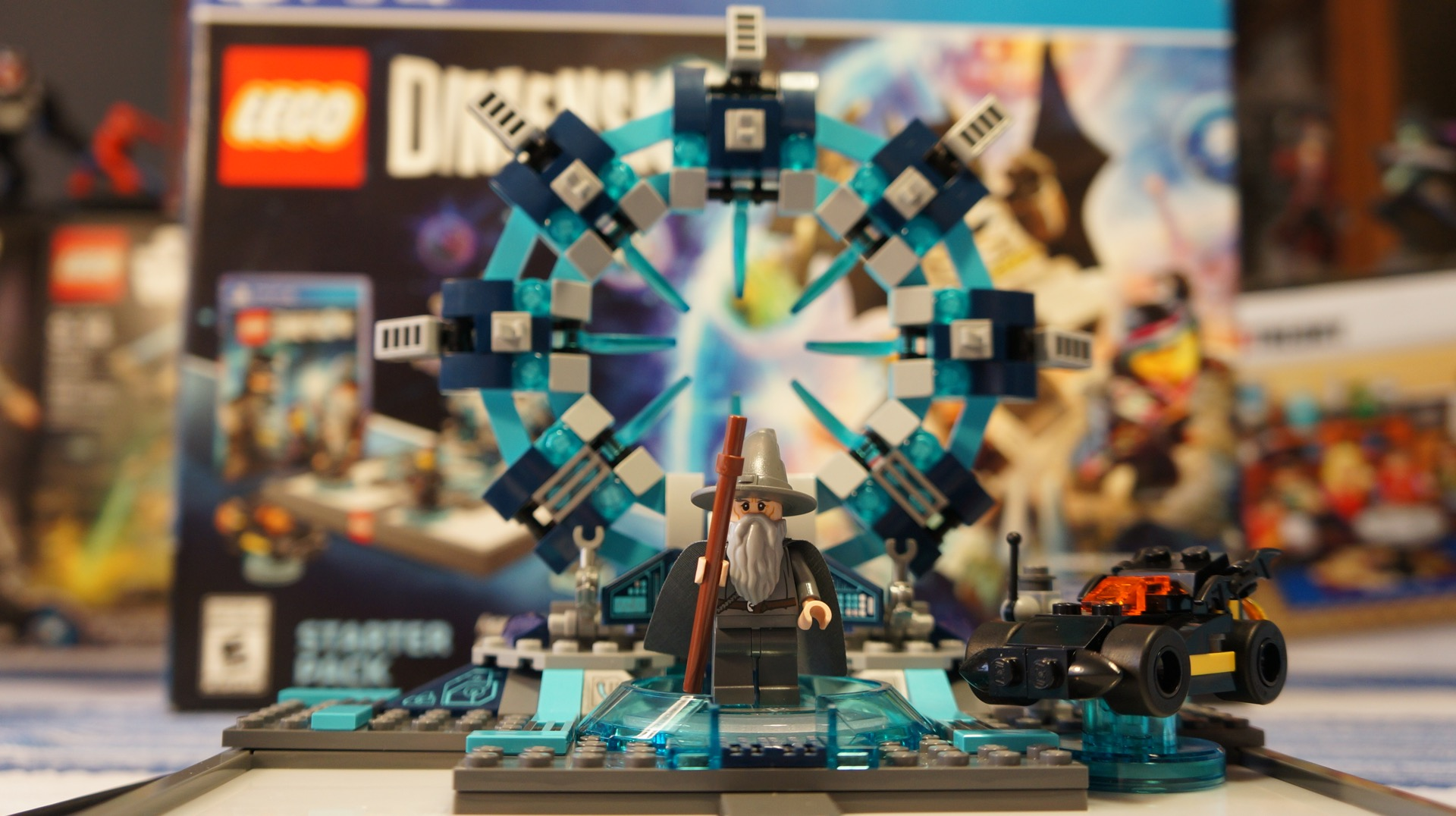 LEGO Dimensions7