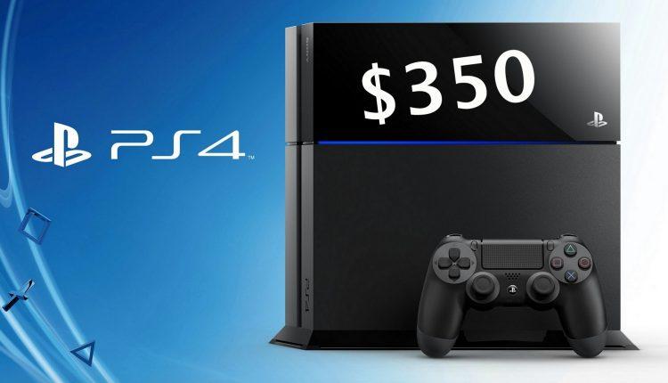 PS4 reducción de precio