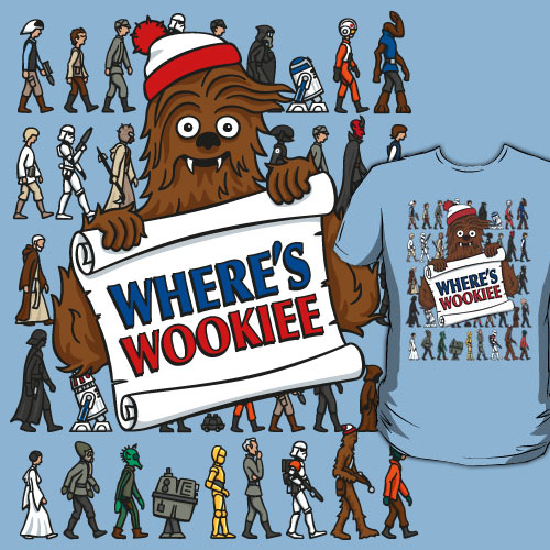 Where's The Wookie1