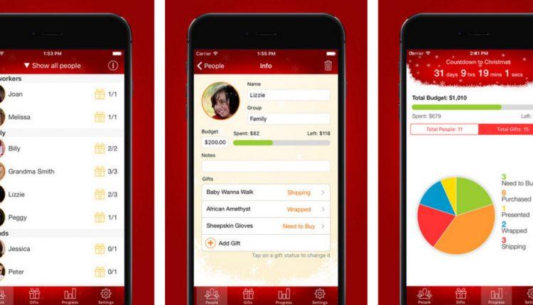 Apps navidad
