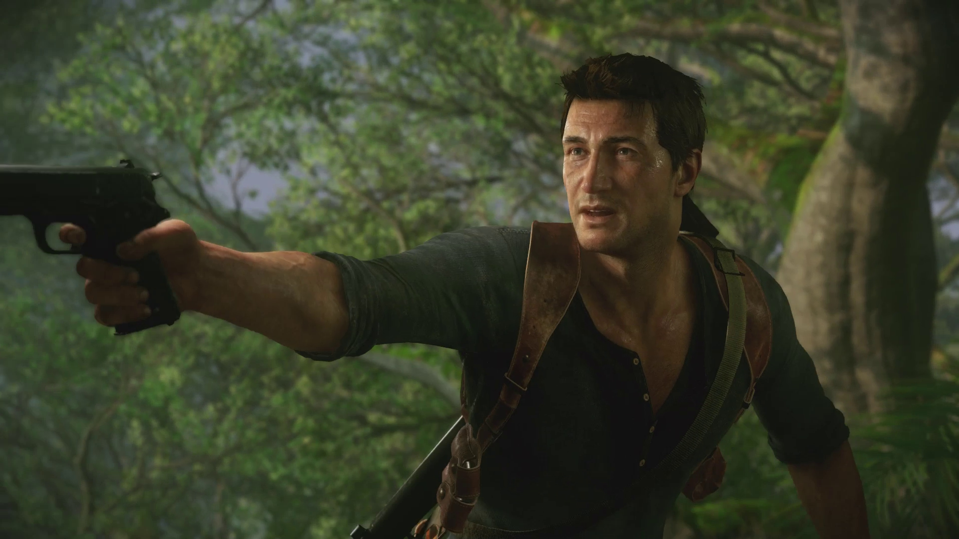 Top 50 most aniticpated games of 2016 Uncharted 4