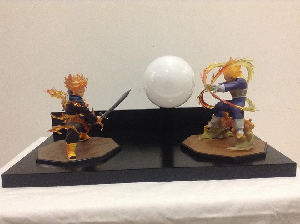 Dragon Ball Z lámpara (10)