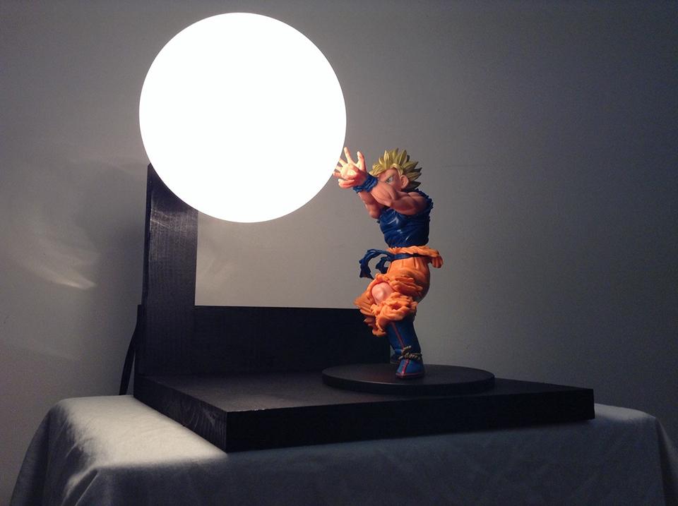 Dragon Ball Z lámpara (15)