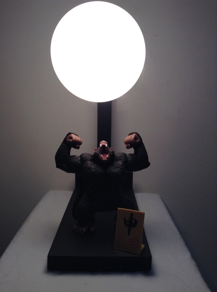 Dragon Ball Z lámpara (5)