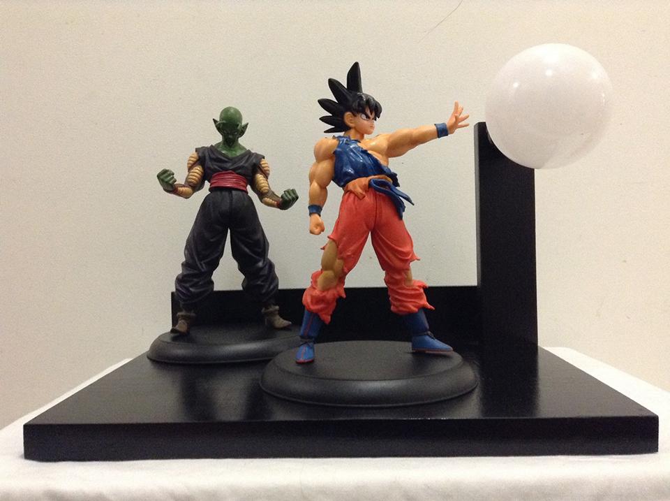 Dragon Ball Z lámpara (6)