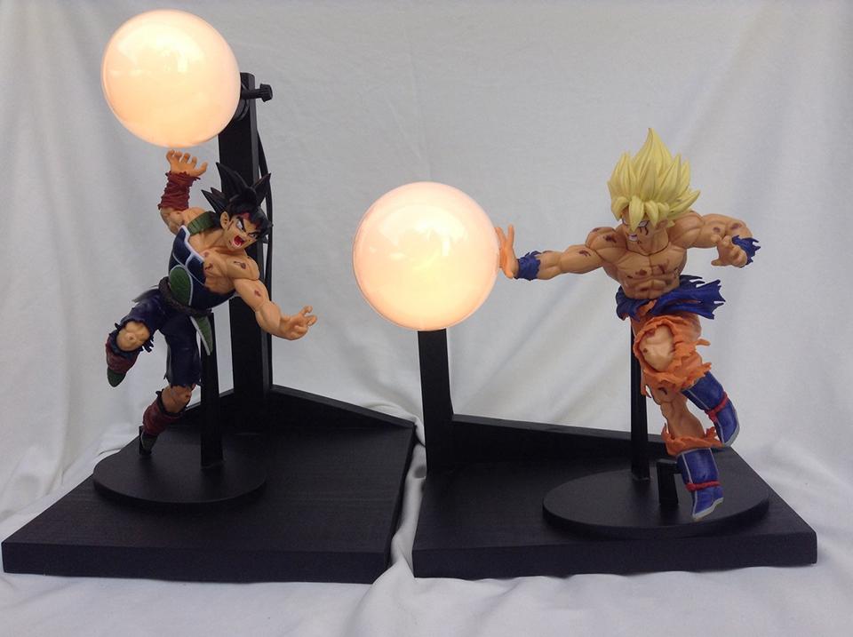 Dragon Ball Z lámpara (9)