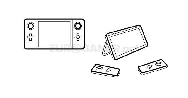 Nintendo NX dibujo
