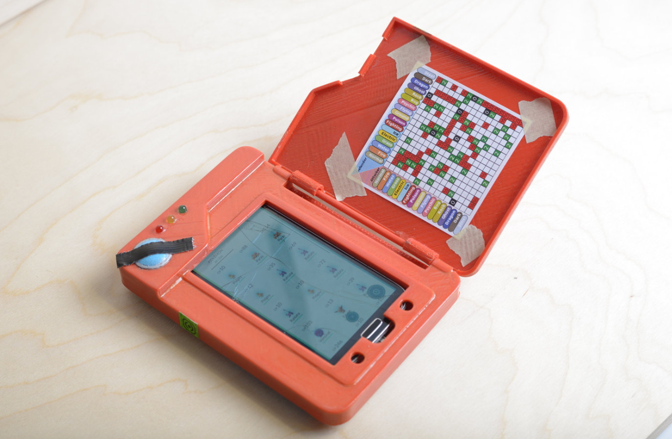 Pokedex Pokemon GO (2)