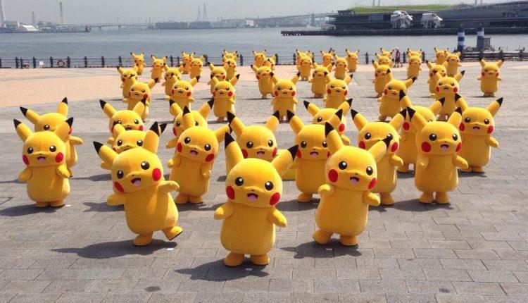 Pokemon GO Europe