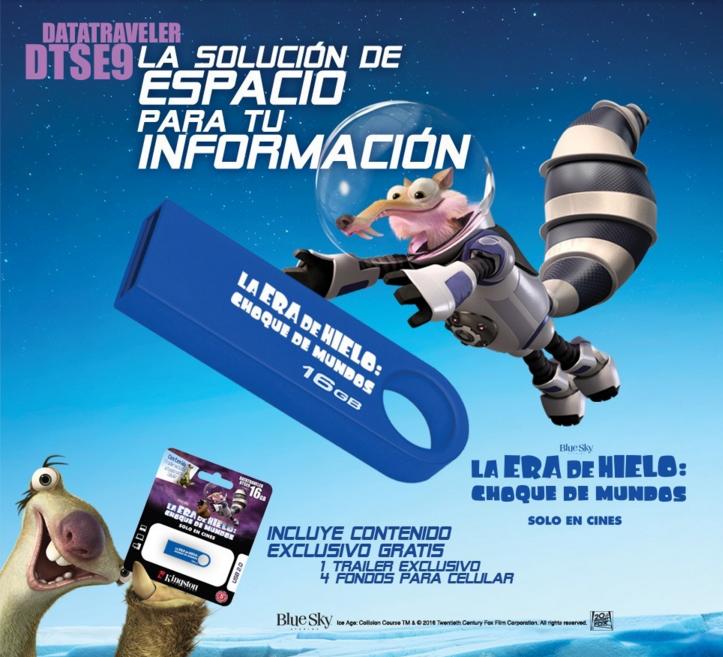 memoria-flash-usb-se9-kingston-de-edicion-limitada-de-la-era-del-hielo