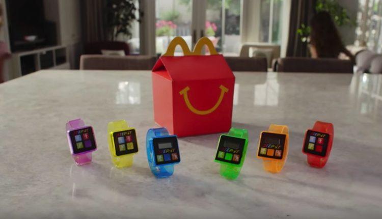 Wearable-McDonalds