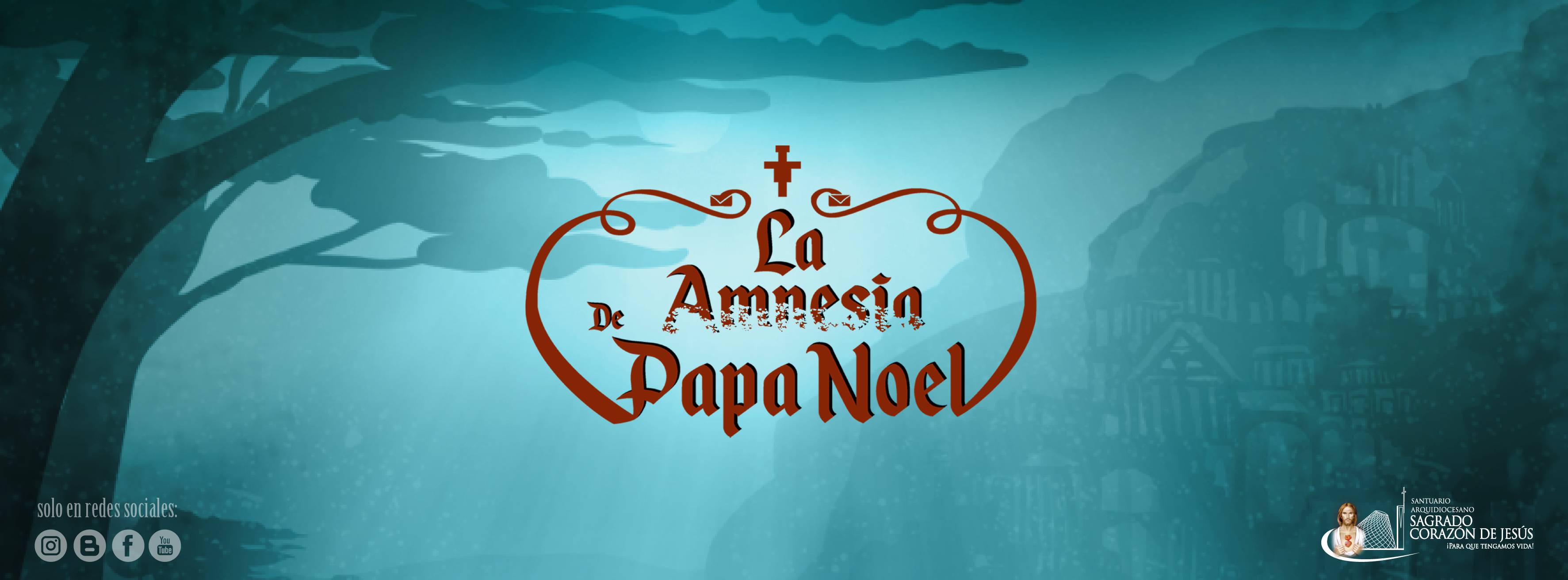 Cover La amnesia de Papa Noel solo 2 -01