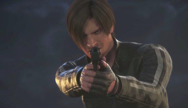 Resident Evil Vendetta (2)