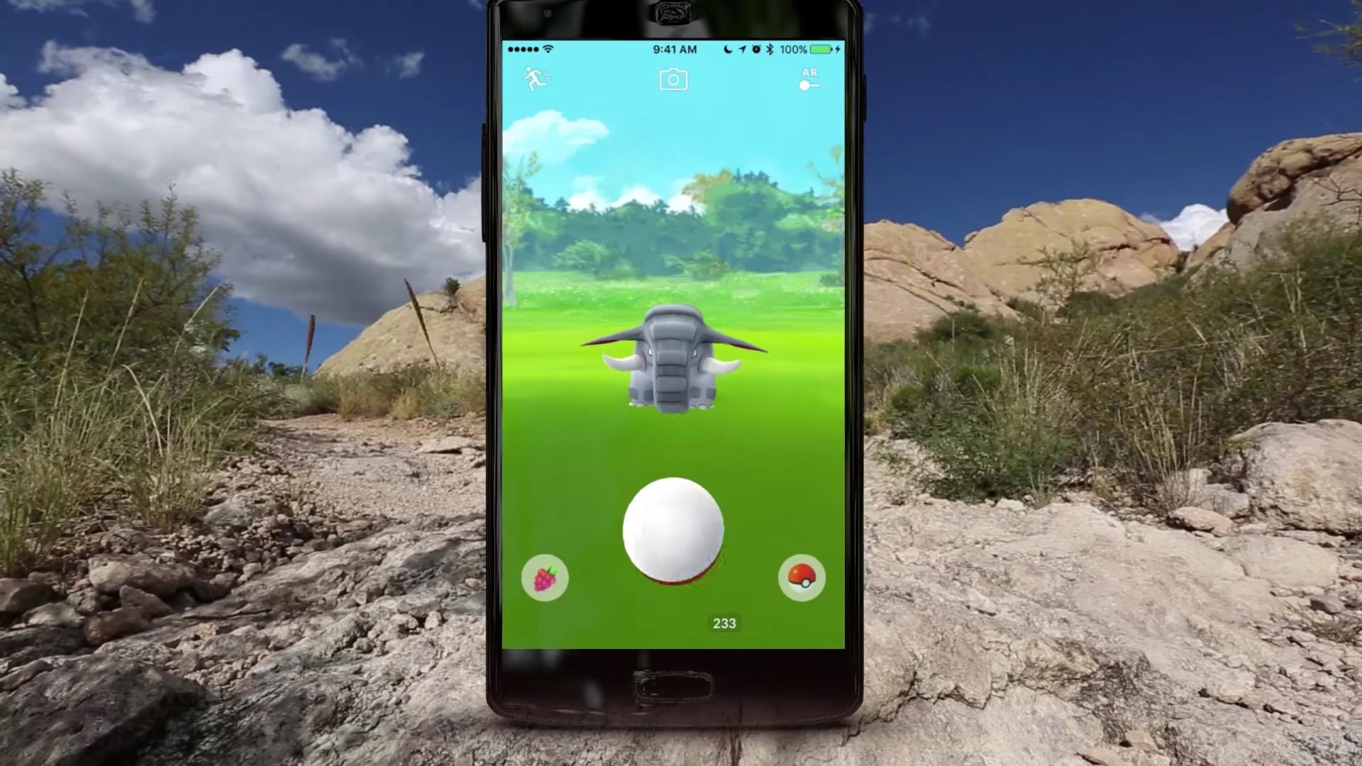 Pokémon GO jhoto4