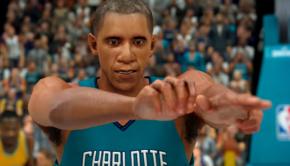 Obama NBA2K17