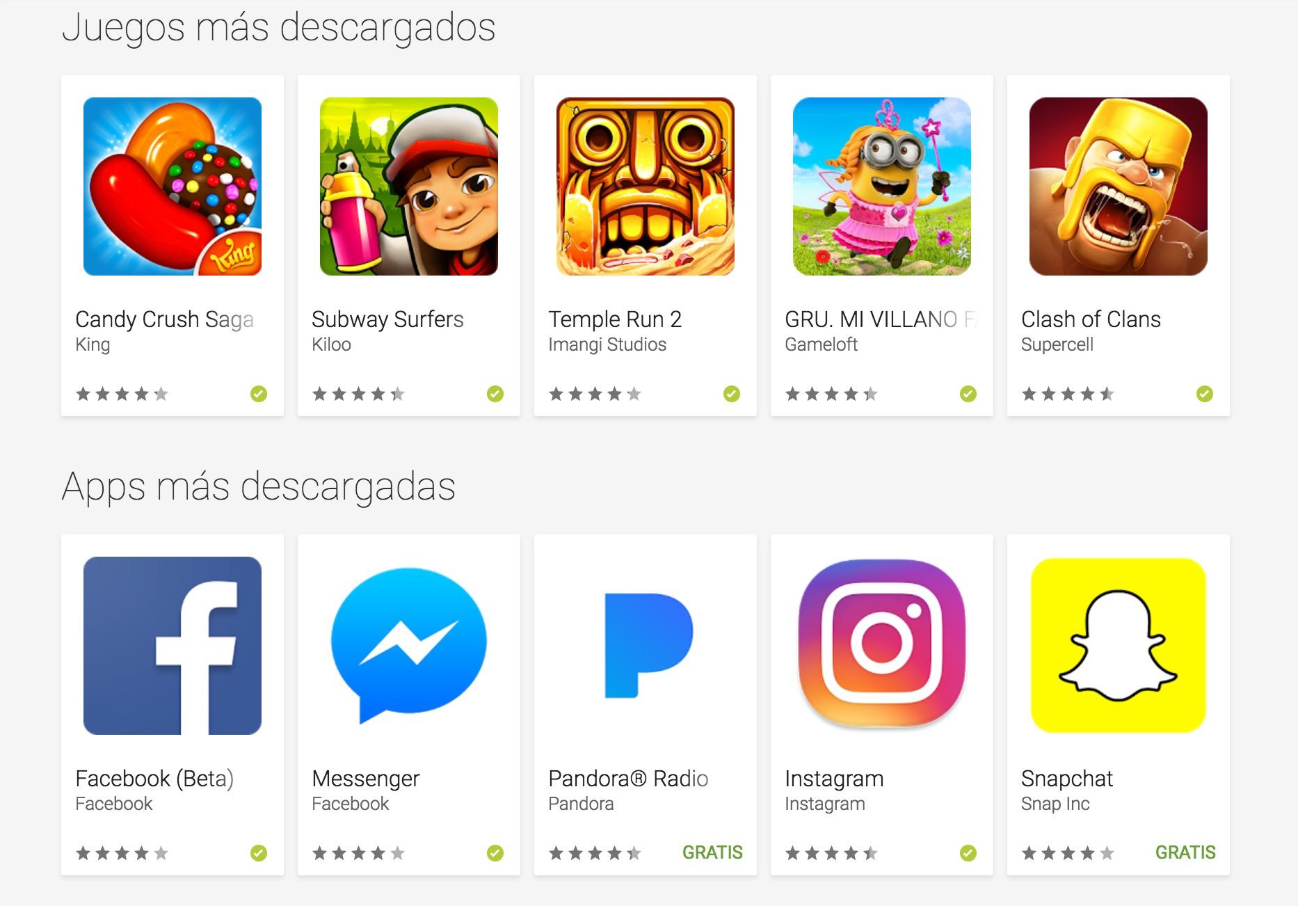 Google play apps más descargadas de la historia2