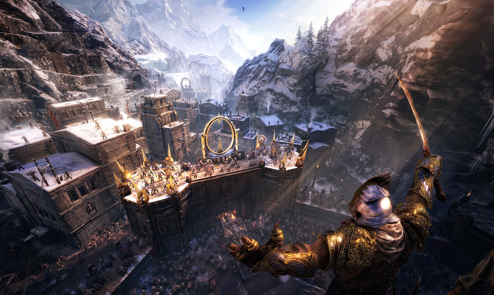 Middle Earth Shadow of War3