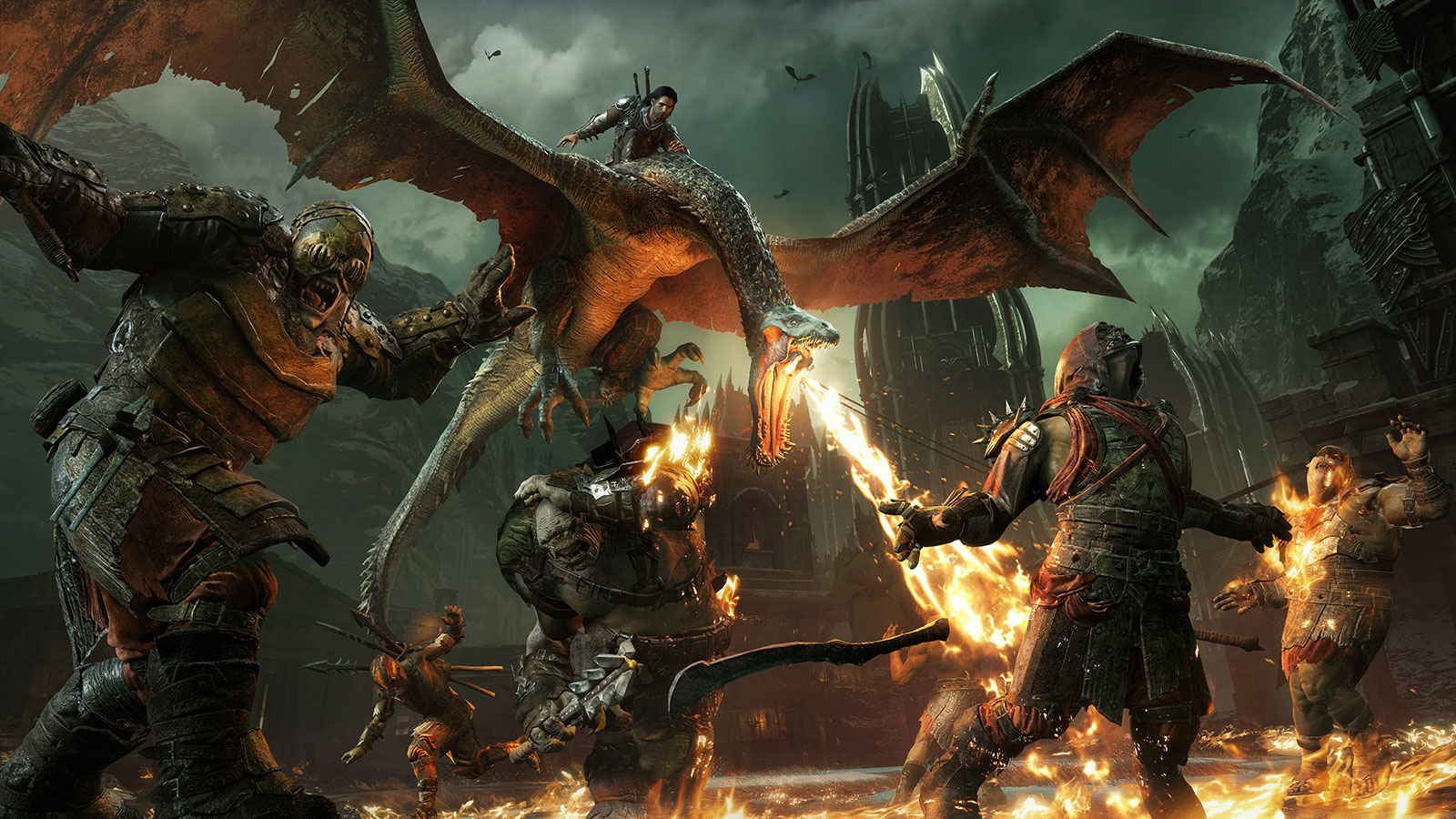Middle Earth Shadow of War4