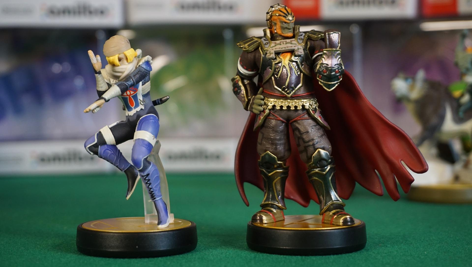 Zelda amiibo unboxing master edition17