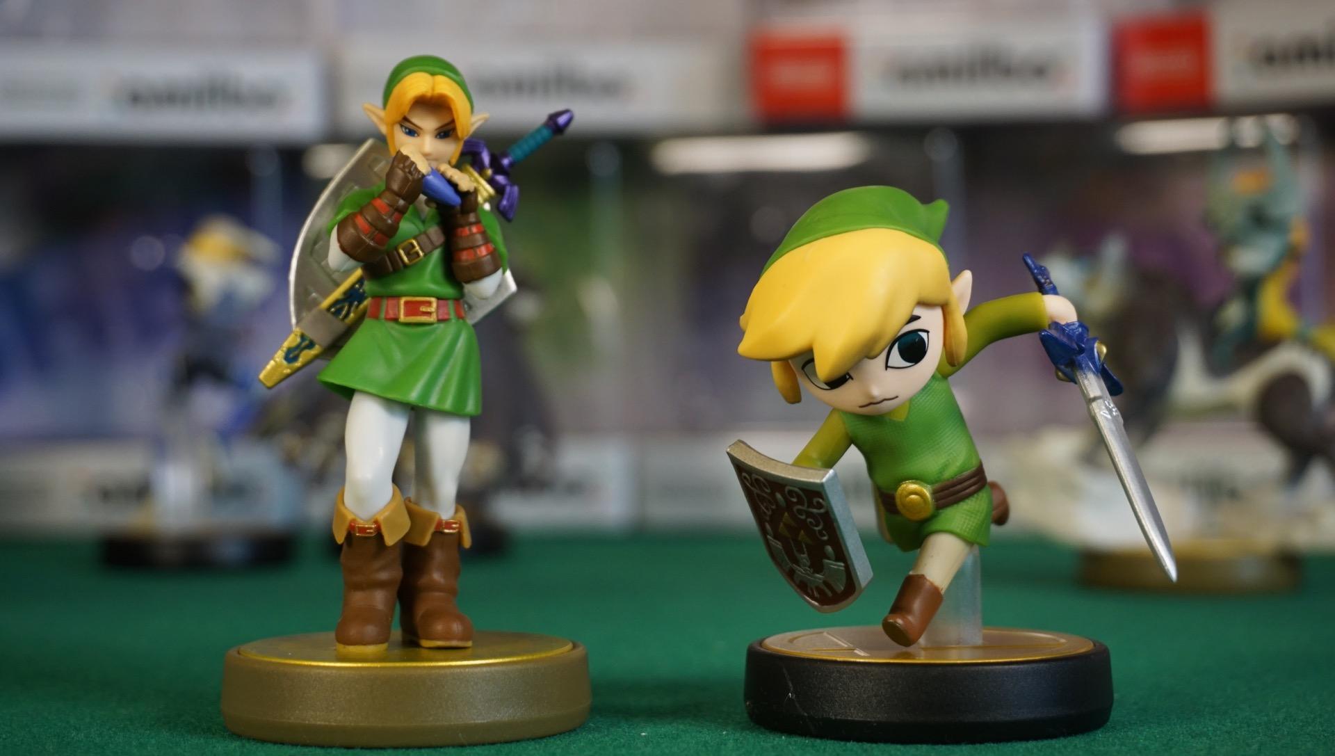 Zelda amiibo unboxing master edition19
