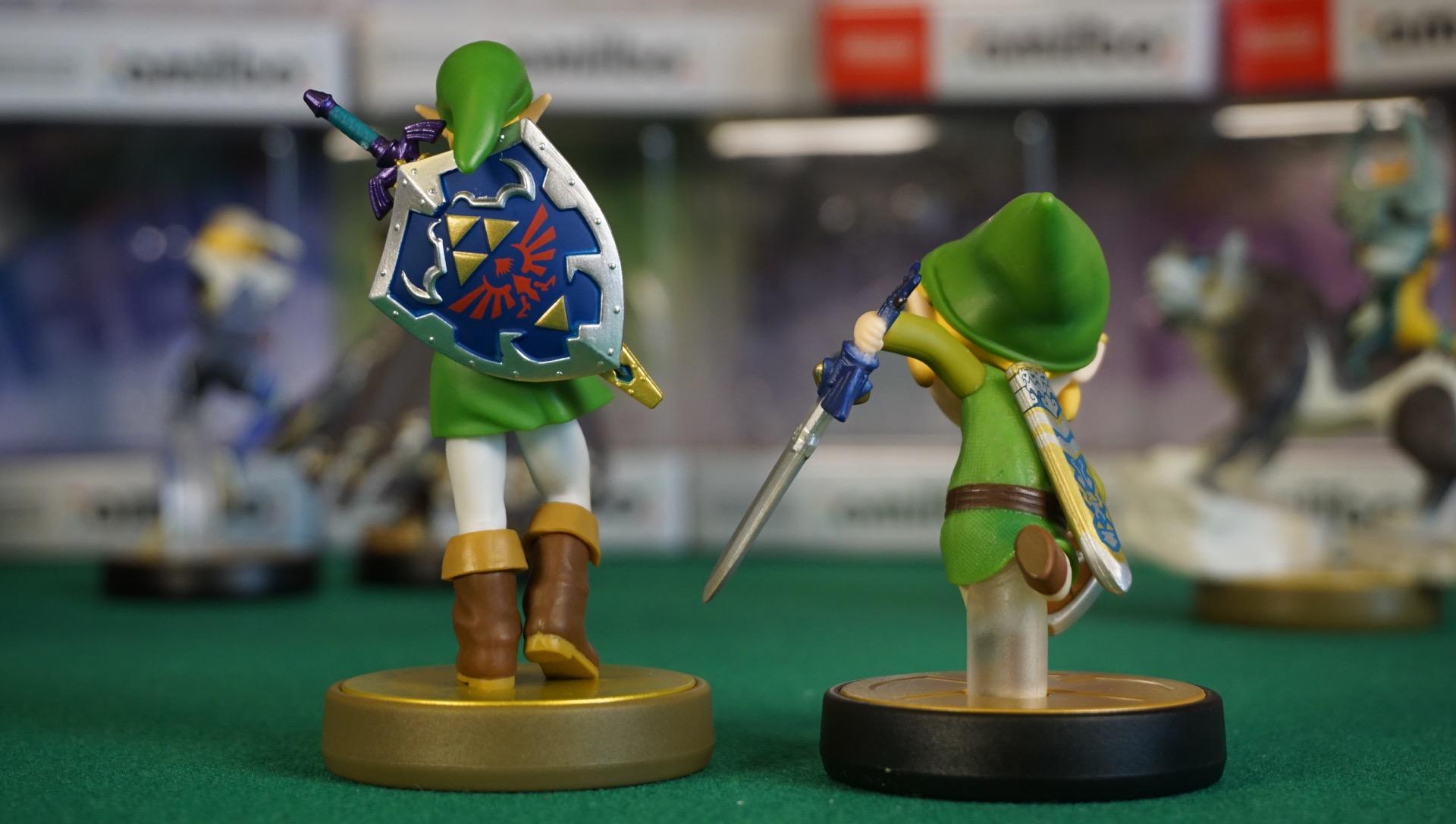 Zelda amiibo unboxing master edition20