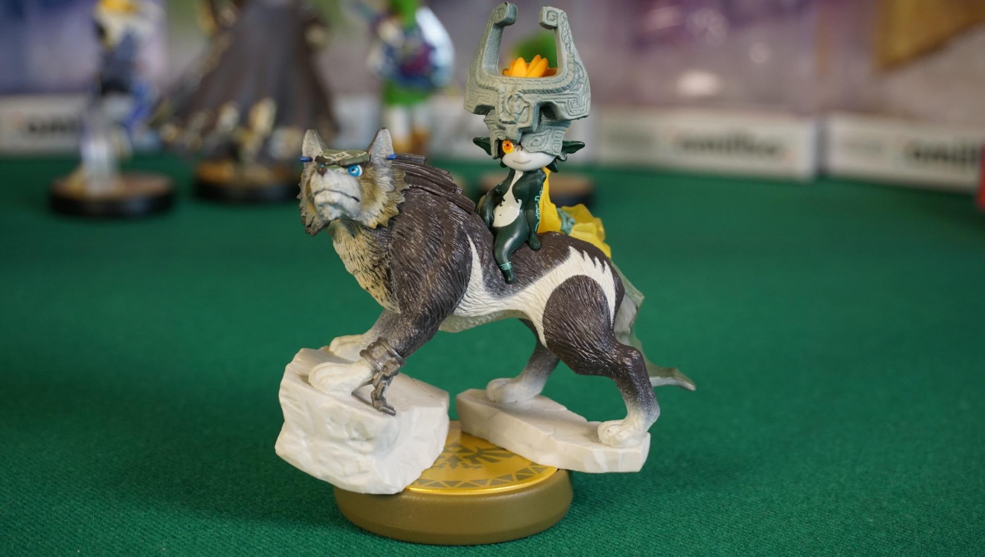 Zelda amiibo unboxing master edition21