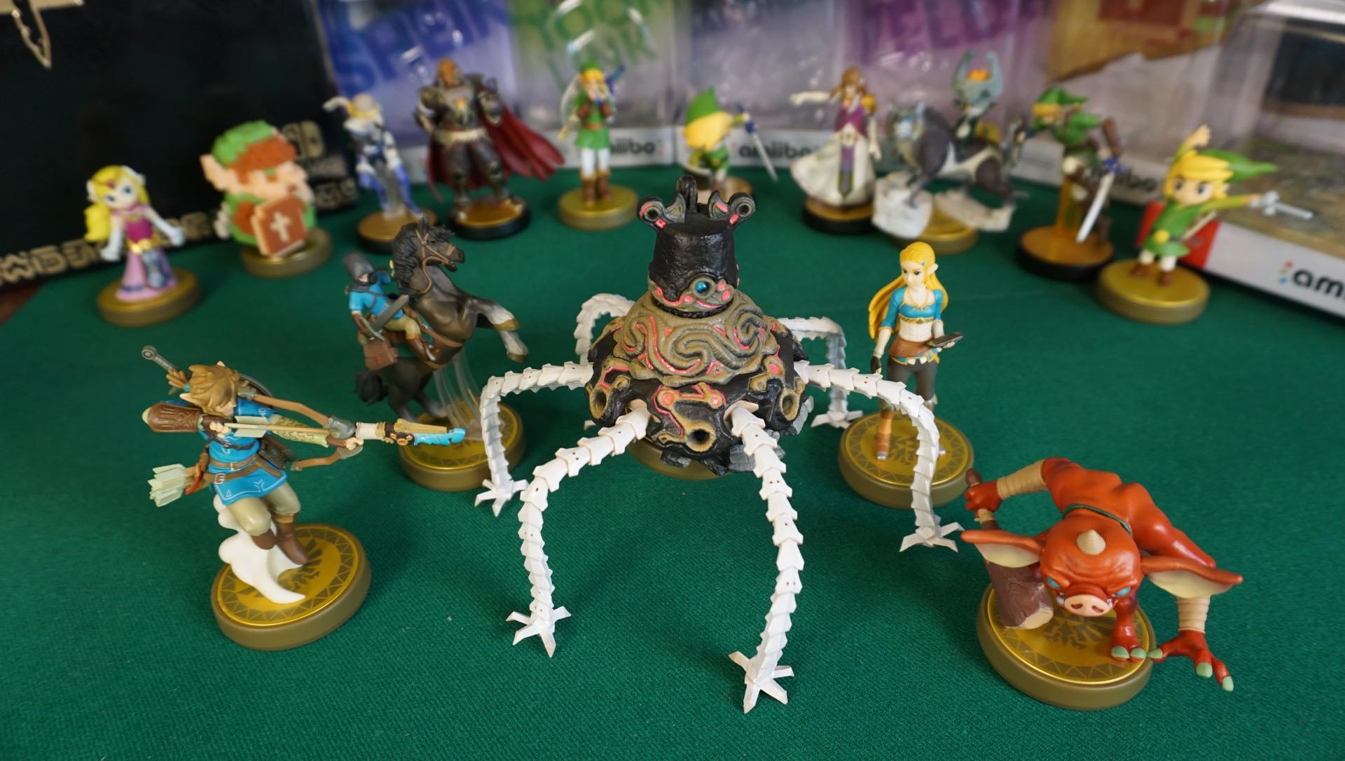 Zelda amiibo unboxing master edition23