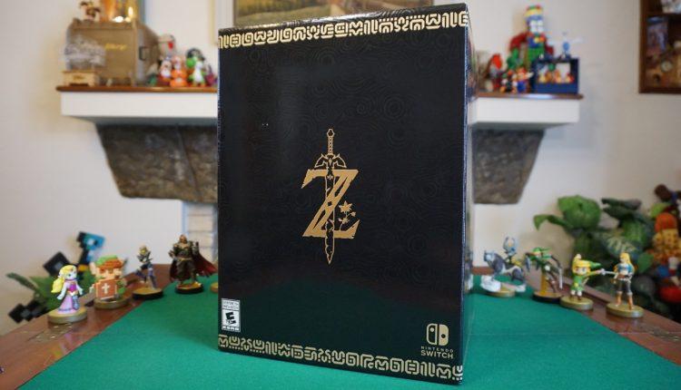 Zelda amiibo unboxing master edition24