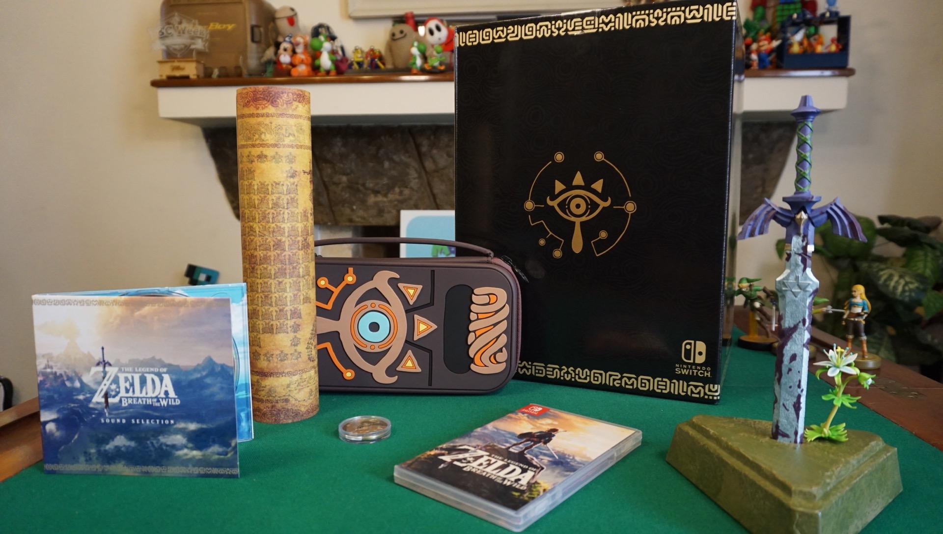 Zelda amiibo unboxing master edition25