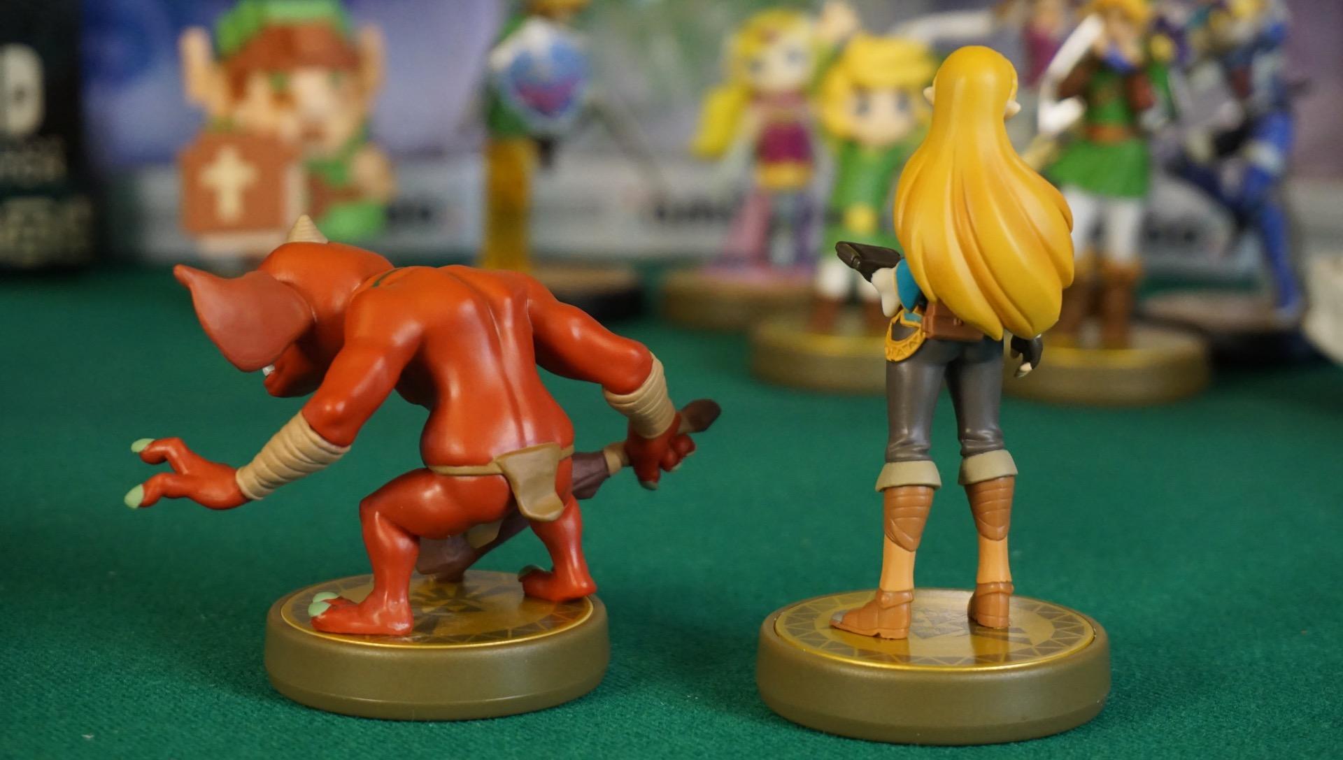 Zelda amiibo unboxing master edition7