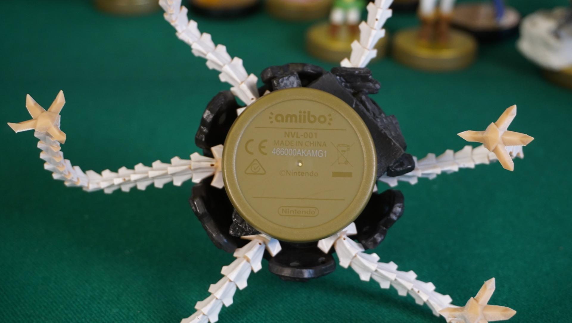 Zelda amiibo unboxing master edition9