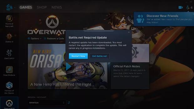 battlenet actualizacion
