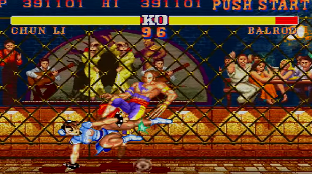 street fighter combos