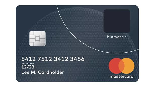 mastercard huellas dactilares biometrica tarjeta