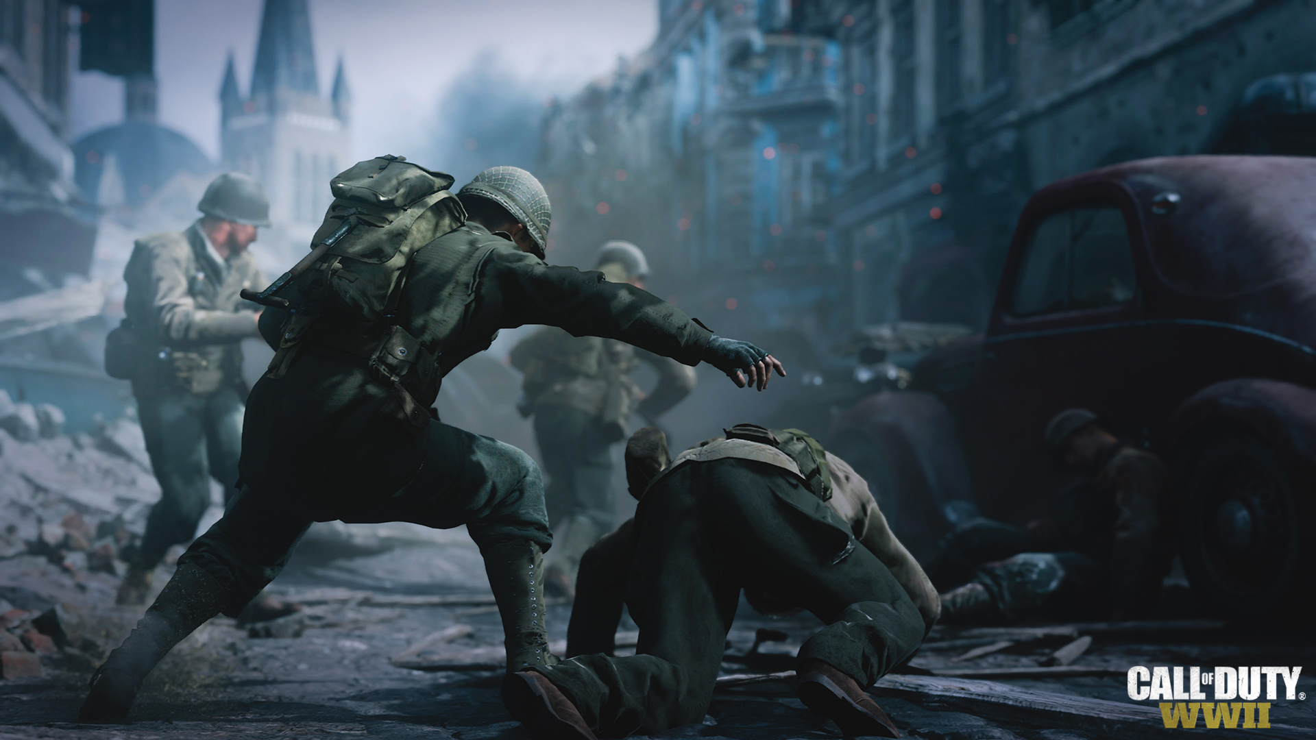 Call of Duty WWII Screen 3