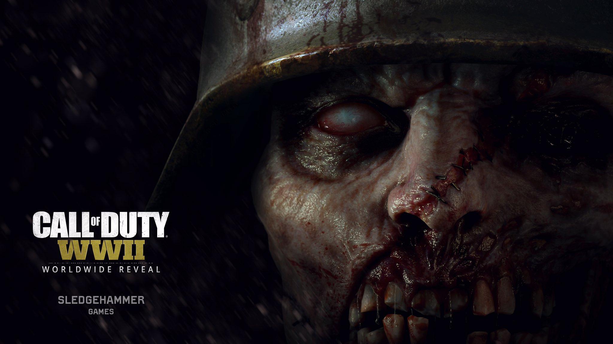 CoD WWII Zombies